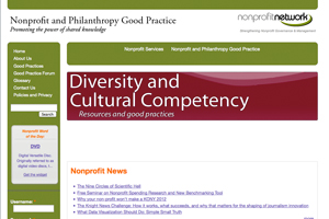 Nonprofit Good Practice Guide
